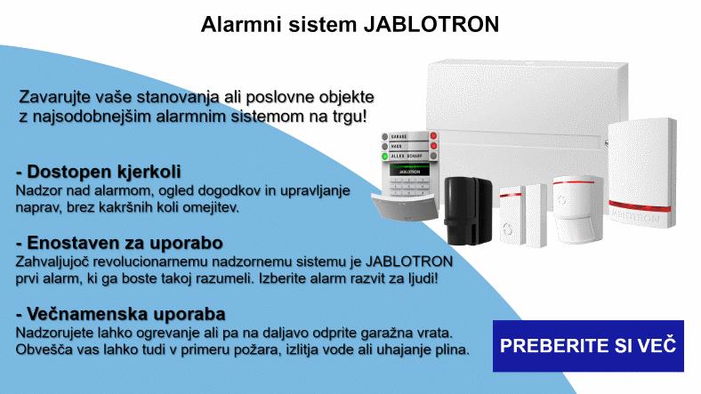 JABLOTRON Alarmi