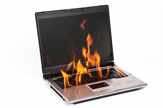 Pregrevanje računalnika