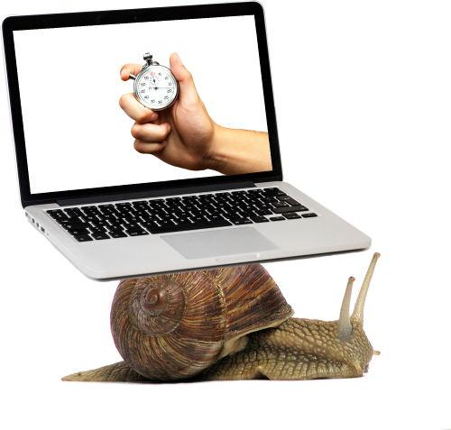 Pohitritev računalnika!